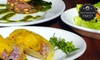 Half Off Five-Course Dinner at Andalu