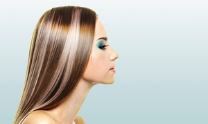 Etre Hair Spa: Haircut and Blow-Dry with Optional Partial or Full Highlights at Etre Hair Spa (Up to 66% Off)