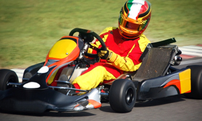 Billing Go Karting - Northampton: Go-Karting: 30 Minutes For One, Two, Four or Six from £12.50 (Up to 53% Off)