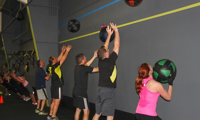 Results Driven Fitness - Raleigh Hills: Five Classes or One Month of Unlimited Classes at Results Driven Fitness (Up to 85% Off)
