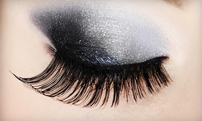 Secret Eyelash - Bayside: Dramatic or Fabulash Eyelash Extensions at Secret Eyelash (Up to 53% Off)