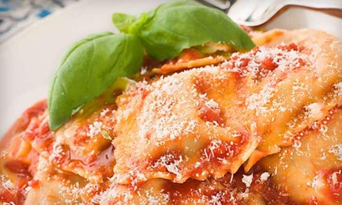 Caffe dell'Amore - Coquina Sands: Upscale Italian Food at Caffe dell'Amore (Up to 53% Off). Two Options Available.