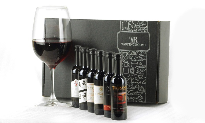 Invino - Sonoma: 2, 4, 8, or 16 Wine-Tasting Packs from Invino (Up to 73% Off)