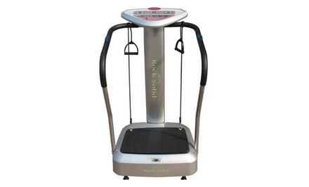 Whole Body Vibration Fitness Machine with a 1- or 2-Year Warranty from $399.99–$449.99