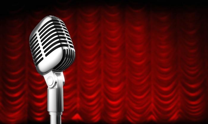 Richmond Funny Bone Comedy Club & Restaurant - Richmond Funny Bone Comedy Club: Standup for Two, Four, or Eight at Richmond Funny Bone Comedy Club & Restaurant (Up to 81% Off)