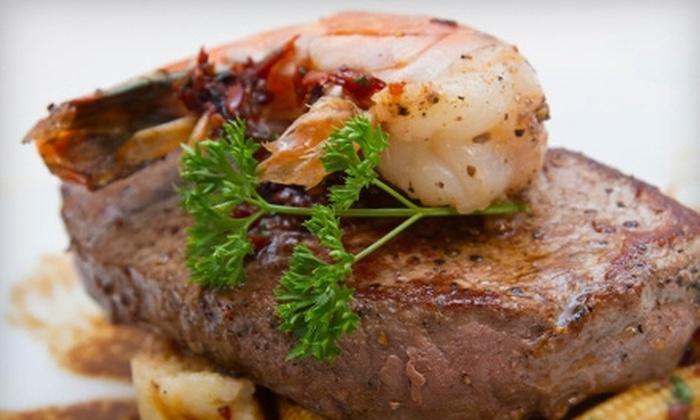 Savor Restaurant - Somerville: Dinner for Two or Four at Savor Restaurant (Up to 51% Off)