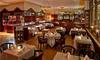 Restaurant Mark Brandenburg - Berlin: 4-Gänge-Menü inkl. je einem Glas Champagner für 2 oder 4 Personen im Restaurant Mark Brandenburg (49% sparen*)