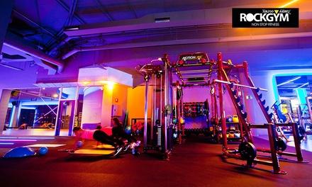 1, 2 o 3 meses de acceso ilimitado al gimnasio y a todas las actividades deportivas desde 19,95 € en Rockgym y CityFit