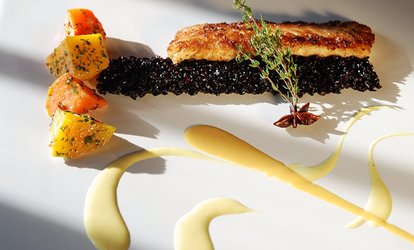 Dinner for Two or More at Le Chat Noir (Up to 48% Off). Two Options Available.