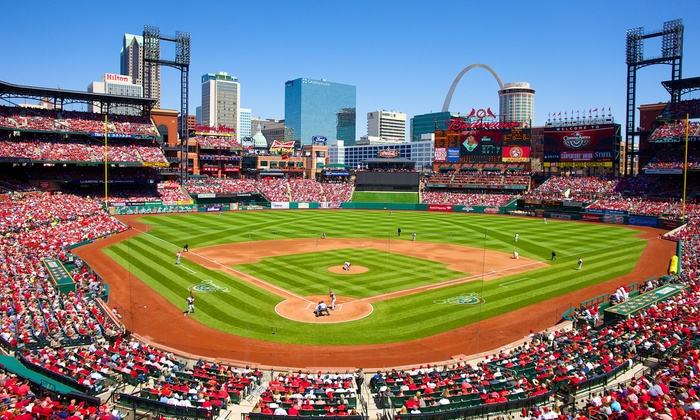 St. Louis Cardinals - Busch Stadium: One Ticket to a St. Louis Cardinals Game at Busch Stadium on Friday, May 30 (25% Off). Two Seating Options.