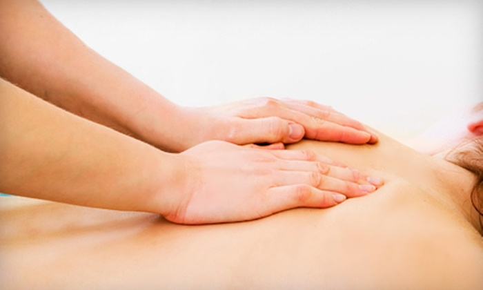 Muscle Management Massage - Bridgewater: One or Three Deep-Tissue, Sports, or Swedish Massages at Muscle Management Massage (Up to 53% Off)
