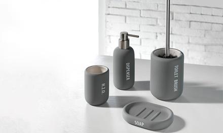 Set accessori per il bagno Wenko disponibili in 3 modelli | Italia ...