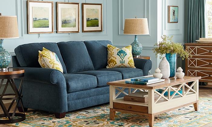 Bassett Furniture Brooke Sofas | Groupon Goods