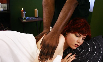 75-Minute Massage with Aromatherapy at Healing Hands of Don (Up to 78% Off).