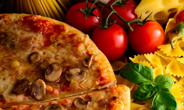 Bella Vita Pizzeria & Restaurant - Lyndhurst: $20 for $40 Worth of Italian Cuisine at Bella Vita Pizzeria & Restaurant