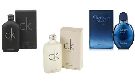 Profumi CK One, Be e Obsession per uomo e donna e in varie capacità da 24,99 € (fino a 58% di sconto)