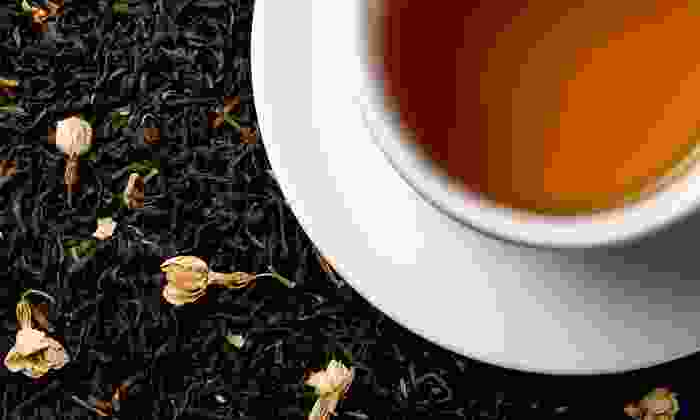 Ceylon Pearl Tea - Southeast Denver: Tea-Tasting Experience for Two or Four Including Take-Home Tea Box at Ceylon Pearl Tea (Up to 52% Off)
