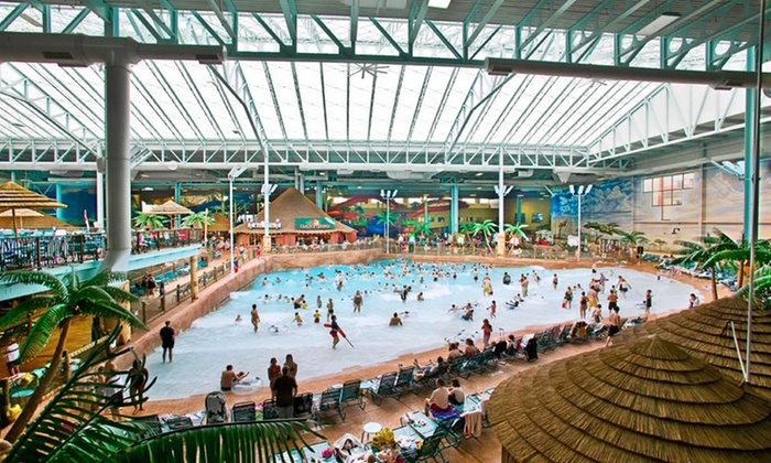 Kalahari Resorts - Sandusky, OH: 1- or 2-Night Stay with Water-Park Admission and Mini Golf at Kalahari Resorts in Sandusky, OH