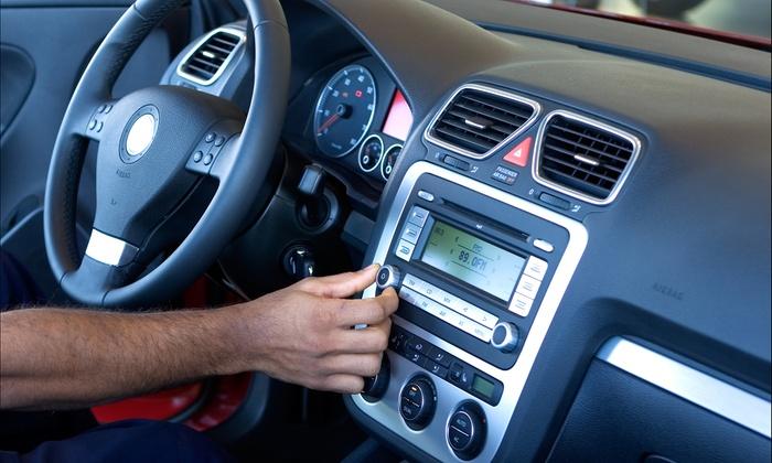 U.S Custom Sound - Riverside: $325 for Car Stereo Installation at U.S Custom Sound ($650 Value)