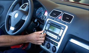 U.S Custom Sound: $325 for Car Stereo Installation at U.S Custom Sound ($650 Value)