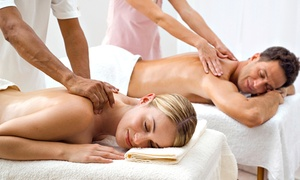 Nurturing Hanz Massage: Custom or Couples Massages at Nurturing Hanz Massage (Up to 56% Off). Three Options Available.