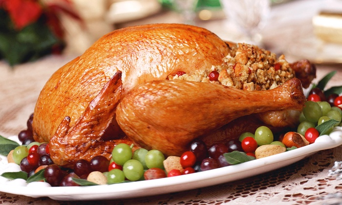 David Burke at Bloomingdale's - Bloomingdale's: $149 for a Take-Home Thanksgiving Dinner for Six to Eight from David Burke at Bloomingdale's ($350 Value)