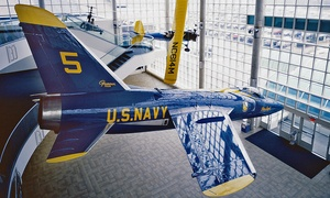 Cradle of Aviation Museum: Visit for Two or Four with Show and Carousel Ride or Membership at Cradle of Aviation Museum (Up to 52% Off)