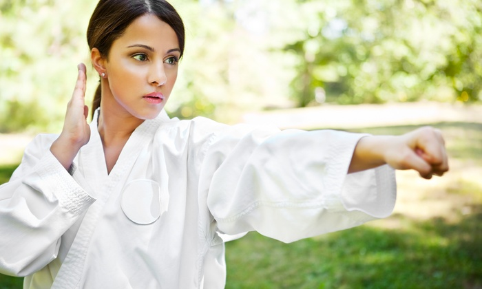 Gulfcoast Naples Niseido Jujitsu and Karate Academy - North Naples: $19 for a Women's or Children's Self-Defense Class at Gulfcoast Naples Niseido Jujitsu and Karate Academy ($50 Value)