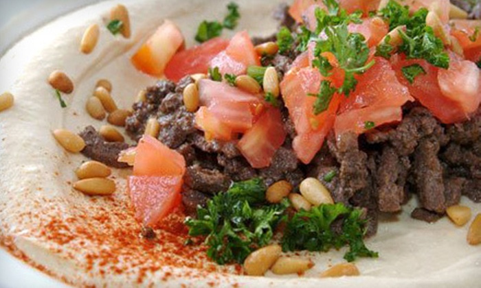 Nour Mediterranean Cafe - Mission Hills South: $12 for $24 Worth of Mediterranean and Lebanese Cuisine at Nour Mediterranean Cafe