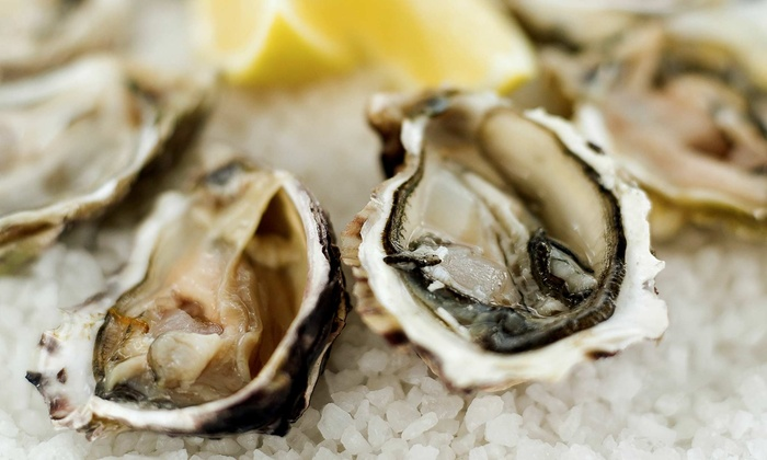 Caffe Regatta Oyster Bar & Grill - Pelham: Dinner for Two or Four on Sunday–Thursday or Any Day at Caffe Regatta Oyster Bar & Grill (Up to 55% Off)