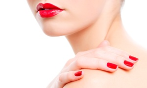 Revive Hair & Beauty: Shellac Manicure or Pedicure, or Both at Revive Hair & Beauty (Up to 54% Off)