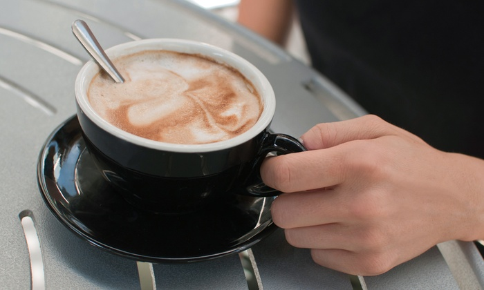Java Cup - Aurora: $5  for Three Groupons, Each Good for $10 Worth of Cafe Drinks at Java Cup ($10  Total Value)