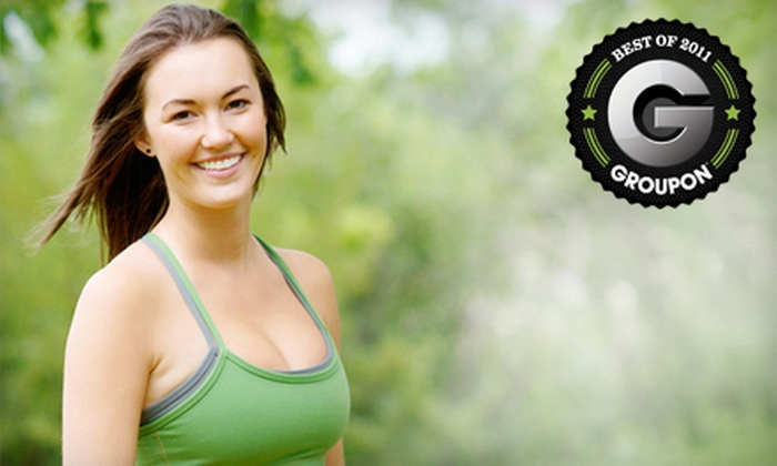 One Tooth Active Wear - Erindale: $25 for $50 Worth of Yoga Apparel at One Tooth Active Wear