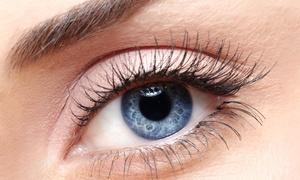Elysees Hair & Nail Salon: Eyebrow Shape and Tint with an Optional Lash Tint, or Eyelash Extensions at Elysees Hair & Nail Salon (Up to 40% Off)