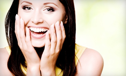 $99 for Three Beaming White Teeth-Whitening Treatments at Bella Labs AZ ($337 Value)
