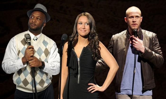 Rachel Feinstein, Nema Williams, and Ed Blaze - Homestead: Rachel Feinstein, Nema Williams, and Ed Blaze for One or Two at Pittsburgh Improv on November 14 (Up to 54% Off)