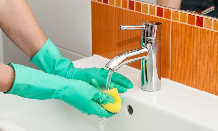 Blue Field Services Llc - Houston: $68 for a 120-Minute Deep Housecleaning Session at Blue Field Service LLC.