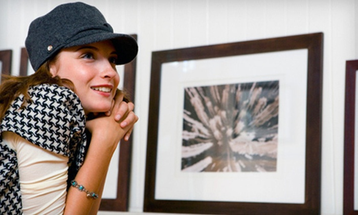 Westport River Gallery - Westport: Custom-Framing Services and Artwork at Westport Picture Framing (Up to 57% Off). Two Options Available.