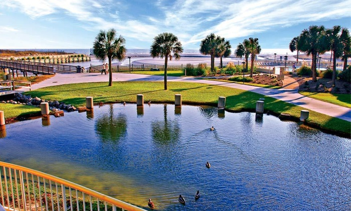 Ocean Creek Resort - Myrtle Beach, SC: One-Night Stay at Ocean Creek Resort in Myrtle Beach, SC