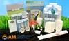 DIY Home Energy-Saving Kit: $59 for a 30-Piece DIY Home Energy-Saving Kit ($118 Value)