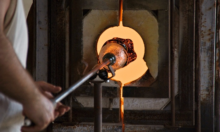 Neusole Glassworks - Neusole Glassworks: $62 for a Hotshop, Fusing, or Flameshop Class at Neusole Glassworks ($125 Value)