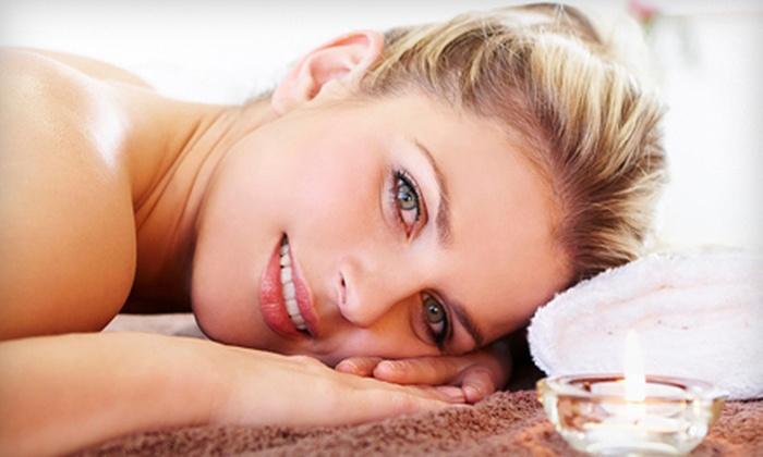AKA Studio, Inc. - Canton: 60-Minute Massage, Mani-Pedi, or Both at AKA Studio, Inc. (Up to 55% Off)