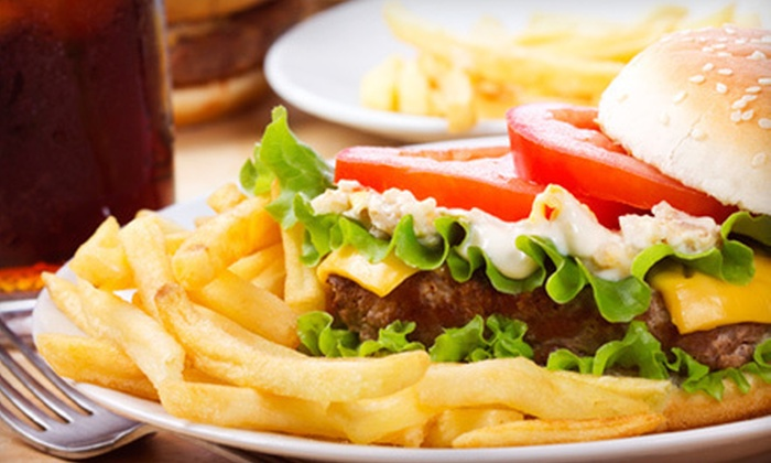 Carrob's Cafe - Downtown: $7 for $15 Worth of American Diner Fare at Carrob's Cafe