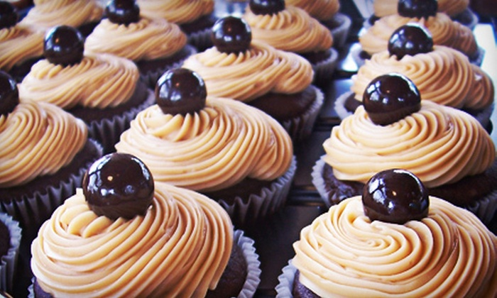 Trifles - West Bloomfield: One or Three Dozen Gourmet Cupcakes at Trifles (Up to 53% Off)