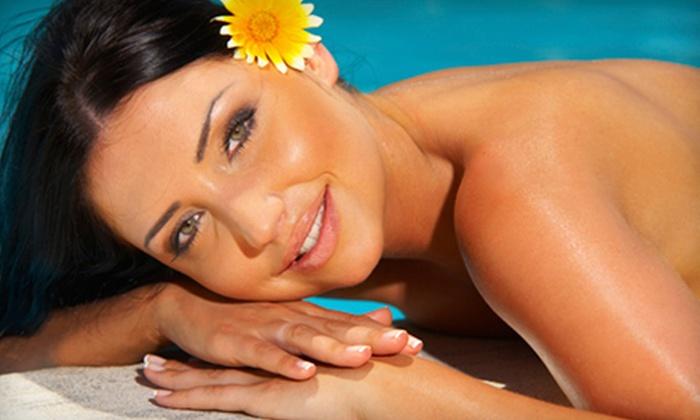 Paradise Tan & Spa - Dixon: One, Three, or Five Airbrush Custom Tans at Paradise Tan & Spa (Up to 58% Off)