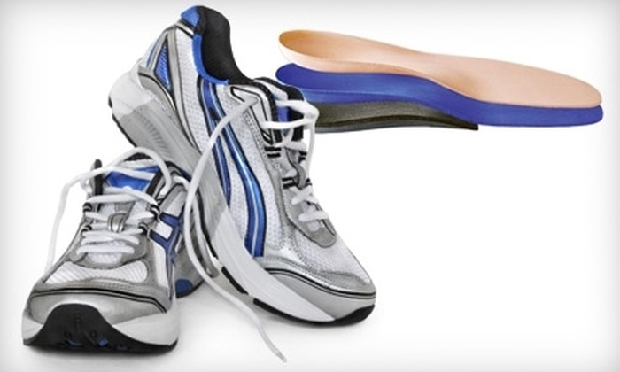 Ross Hartman, DPM - Hicksville: $149 for One Pair of Custom Orthotic Insoles with Consultation and Fitting from Ross Hartman, DPM ($400 Value)