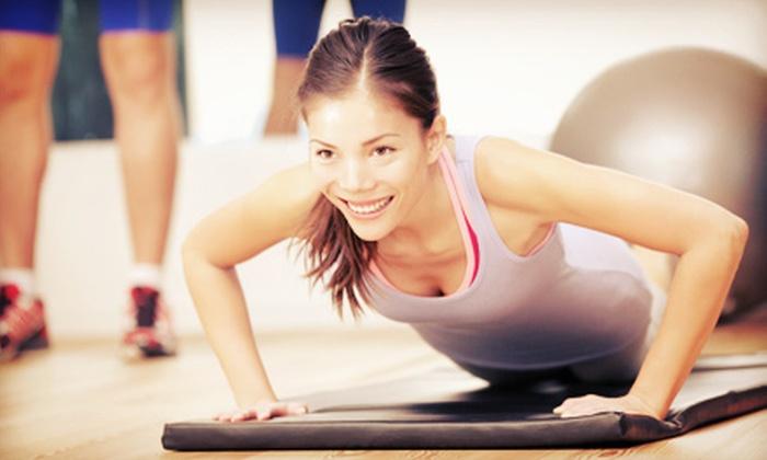 13 Stripes CrossFit - Linglestown: 5 or 10 Burner X Classes or 16 Basics Classes at 13 Stripes CrossFit (Up to 81% Off)