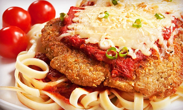 Vincenzo's Italian Grill - Houston: $20 for $40 Worth of Italian Food at Vincenzo's Italian Grill