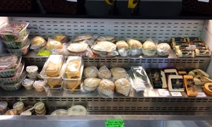 M & K Food Shop: $6 for $10 Worth of Gourmet Food — M & K Food Shop