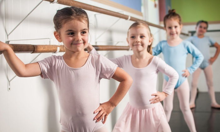 The Dance and Fitness Studio - Southwest: Children and Adult Dance Classes at The Dance and Fitness Studio (Up to 50% Off). Five Options Available.